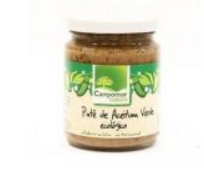 Паста з зелених оливок, Compomar Nature, 225г