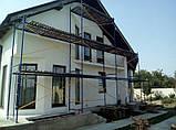 Будівельні рамні риштування комплектація 4 х 3 (м), фото 2