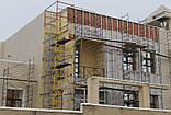 Вишка-тура будівельна пересувна 1.2 х 2.0 (м) 8+1, фото 2