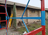 Вишка-тура будівельна пересувна 1.2 х 2.0 (м) 14+1, фото 5