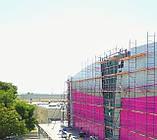 Будівельні риштування клино-хомутові комплектація 2.5 х 3.5 (м), фото 2