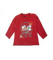 Джемпер Losan Mc baby boys (027-1209AC/283) Темно-красный M3-62 см