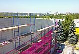 Будівельні риштування клино-хомутові комплектація 10.0 х 10.5 (м), фото 2