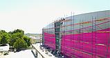 Будівельні риштування клино-хомутові комплектація 15.0 х 17.5 (м), фото 2