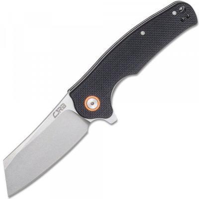 Нож CJRB Crag G10 Black (J1904-BKF)