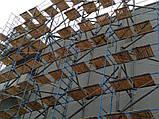 Будівельні рамні риштування комплектація 4 х 3 (м), фото 3
