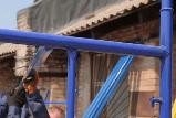 Будівельні риштування рамні комплектація 8 х 3 (м), фото 2