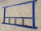 Будівельні риштування рамні комплектація 8 х 3 (м), фото 8