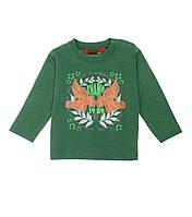 Джемпер Losan Mc baby boys (027-1209AC/591) Зеленый M3-62 см