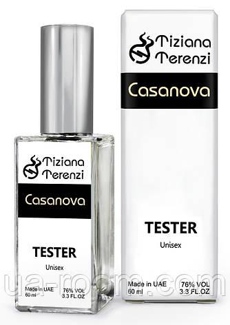 Тестер DUTYFREE унисекс Tiziana Terenzi Casanova, 60 мл., фото 2