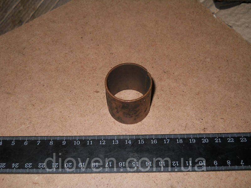 Втулка колодки гальмівний. КРАЗ передній, 32х35-48 mm (Арт. 200-3501108)