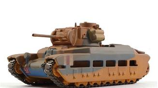 Танки Світу. Колекція №6 Mk. Matilda II | колекційна Модель в масштабі 1:72 | Арсенал-Колекція
