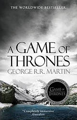 A Song of Ice and Fire Book 1. A Game of Thrones (м'яка обкладинка)