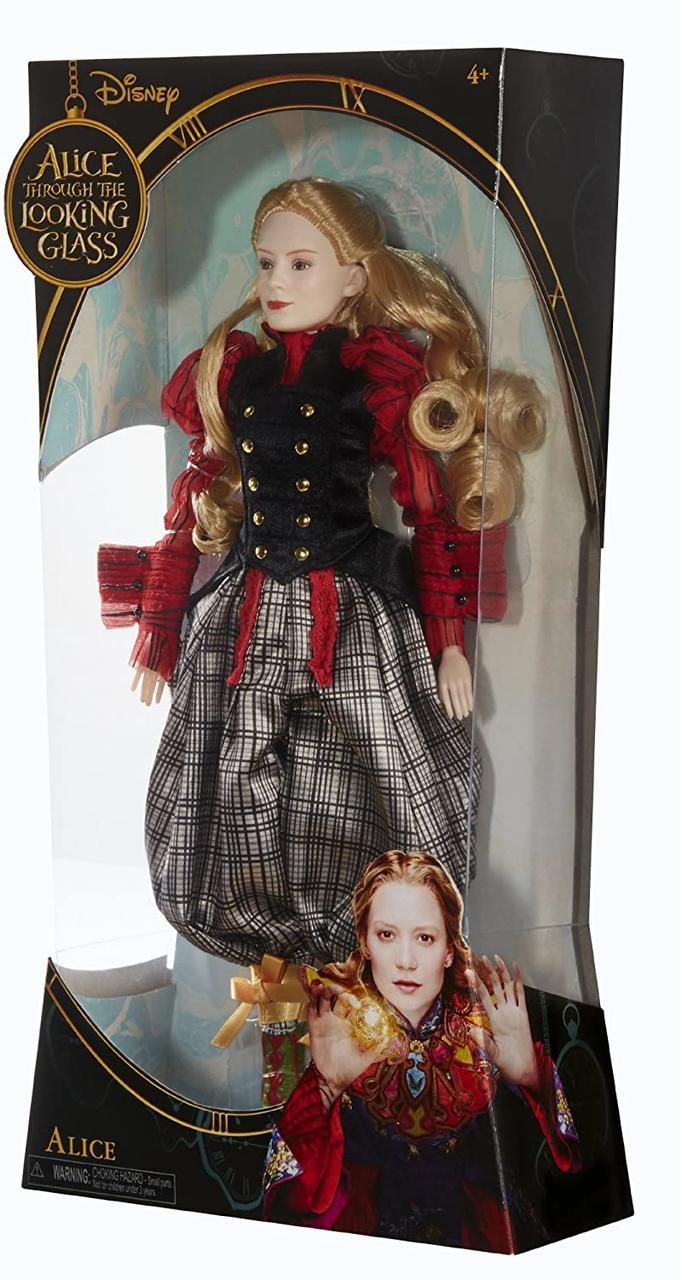 "Alice Through the Looking Glass 11.5"" Classic Alice Fashion Doll. Кукла Дисней Алиса в Зазеркалье. Оригинал."
