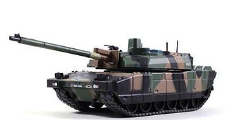 Танки Світу. Колекція №10, Leclerc (1997) | колекційна Модель в масштабі 1:72 | Арсенал-Колекція