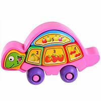 """Розвиваюча іграшка """"Черепаха-розумаха"""" 39201 / Тигрес/"""