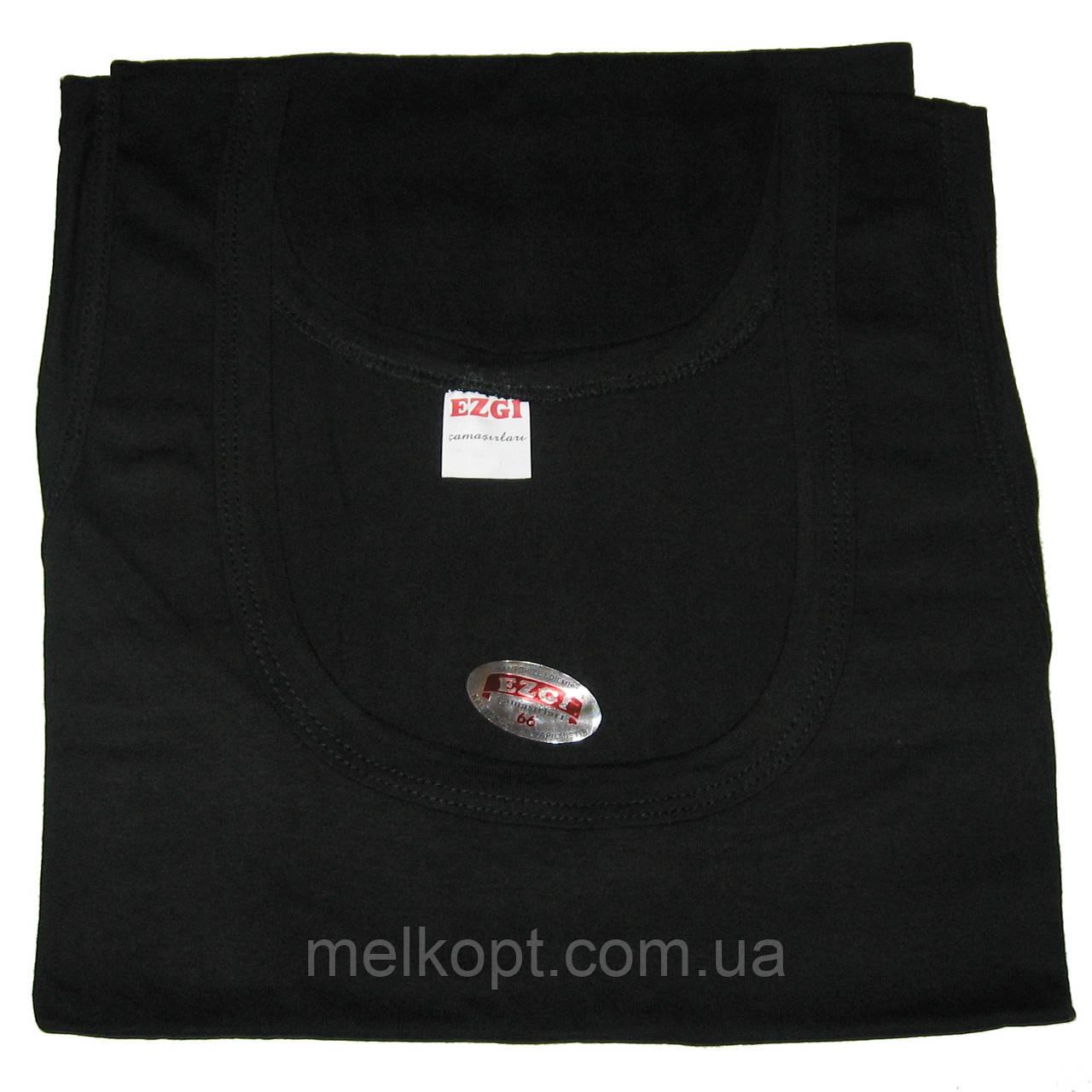 Мужские майки Ezgi - 46,00 грн./шт. (60-й размер, черные)
