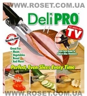 Нож для нарезания Deli Pro