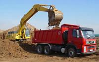 Перевозка самосвалами - перевозка сыпучих грузов