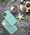 Чехол на iPhone 12 Pro силиконовый Silicone Case оригинальный цветной противоударный, фото 2