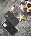 Чехол на iPhone 12 Pro силиконовый Silicone Case оригинальный цветной противоударный, фото 5