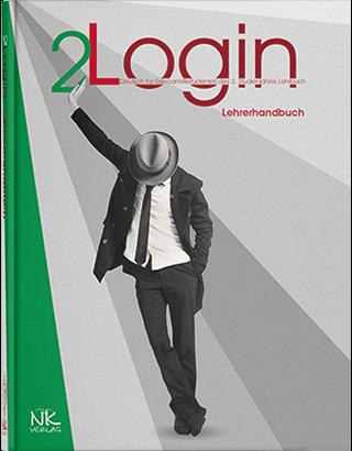 """Книга """"Логін 2. Німецька мова для студентів-германістів"""" Книга для викладача  Сидоров О.В. та ін."""