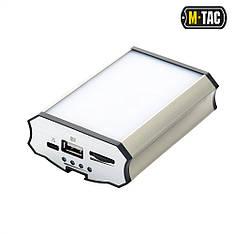 M-tac фонарь-батарея (21 led / 6000 mah)