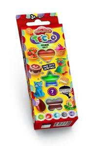 Тісто для ліплення Master Do 7 кольорів в коробці Danko Toys