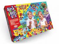 Тісто для ліплення 4 в 1 Big Creative Box Danko Toys