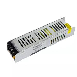 Блок питания для светодиодной ленты DC12 60W 5А СSTR-60-5 узкий