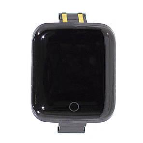 """Смарт-часы Smart Watch 116 Plus Blue дисплей 1.3"""" Bluetooth 4.0 фитнес браслет, фото 2"""