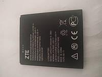 Б.у. оригинальный аккумулятор для телефона zte blade a520