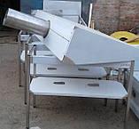 Зонт пристінний з жироулавлевателями 1400х900х400, фото 8