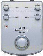 Педаль эффектов Zoom PD-01