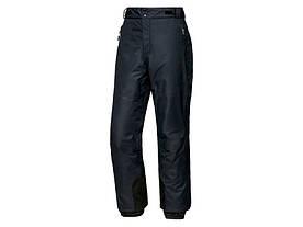Мужские лыжные брюки Crivit - EU52 Черный (1315525)