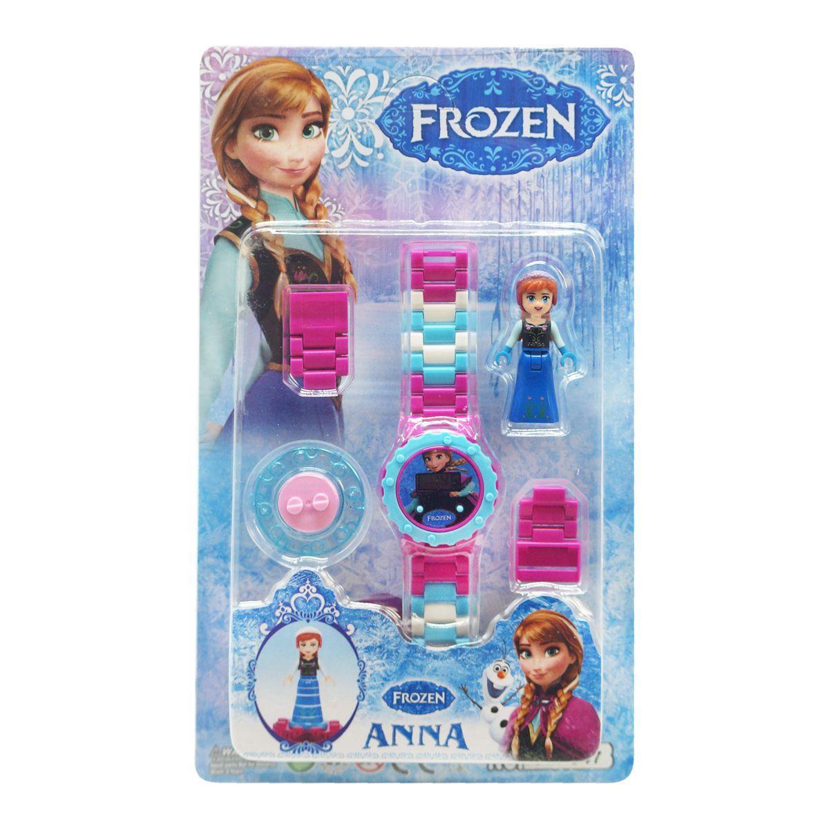 """Детский набор """"Frozen: Анна"""" с часами SM547"""