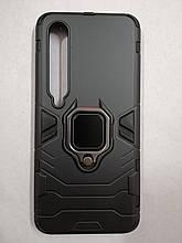 Чехол Xiaomi Mi 10/ Mi 10 Pro Terminator Ring Black