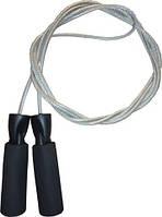 Скакалка Power System Speed Rope PS-4004 Black-steel, фото 1
