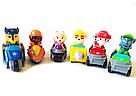 Набор героев Щенячий патруль с машинками 6 в 1 , фото 3
