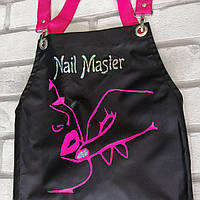 "Фартук с принтом ""Nail Master"""