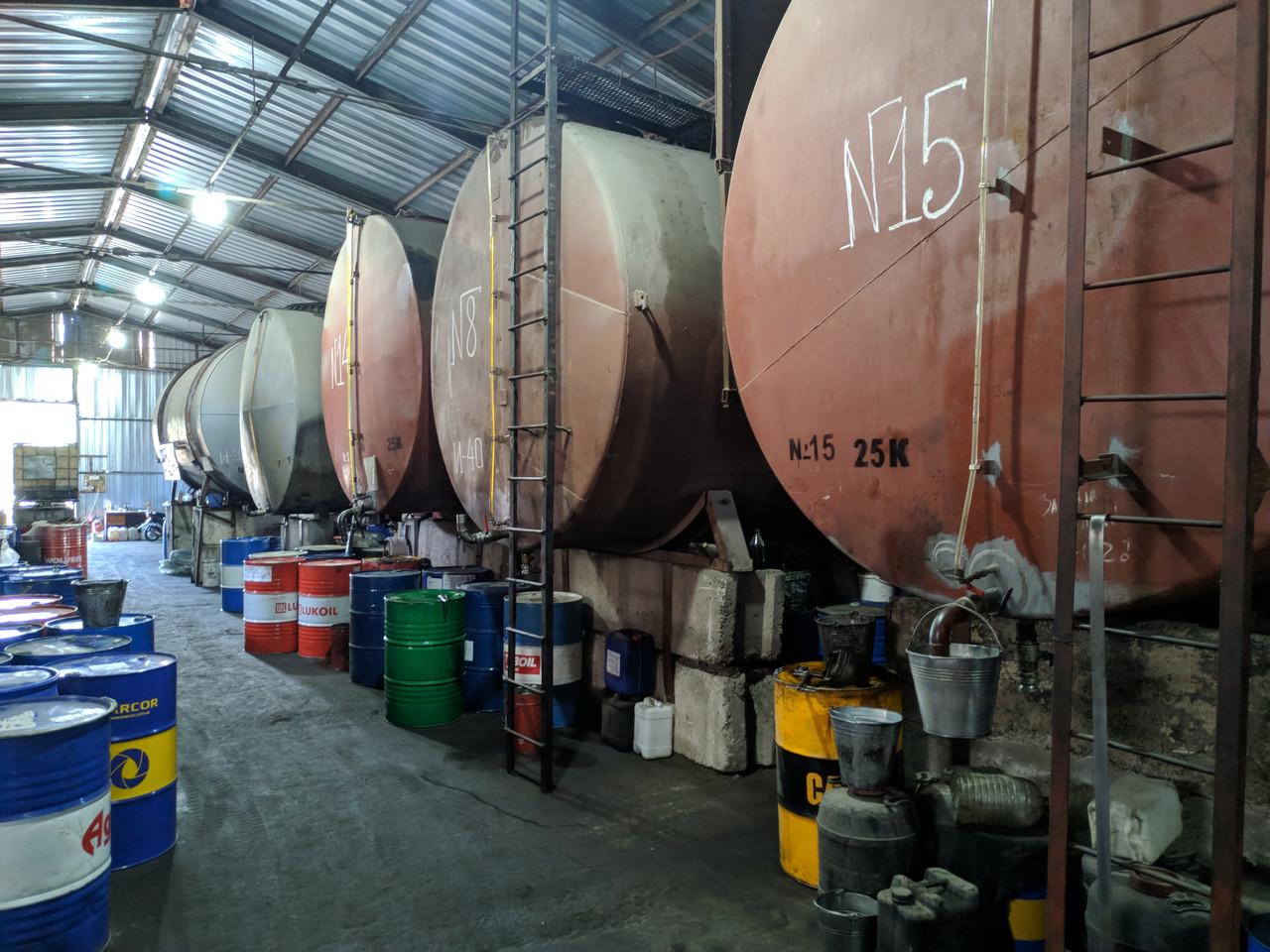 Масло индустриальное гидравлическое ИГП-18 оптом от 10л - фото 10