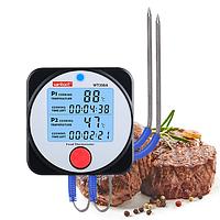 Термометр для каганця з виносним щупом і Bluetooth, -40-300°C, фото 1