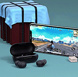 Наушники Xiaomi Haylou GT2S TWS Black Bluetooth 5.0 беспроводные наушники ксиоми, фото 4