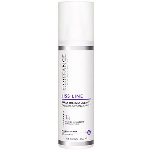 Термозахисний спрей для волосся Coiffance Professionnel Liss Line Thermal Styling Spray 200 мл
