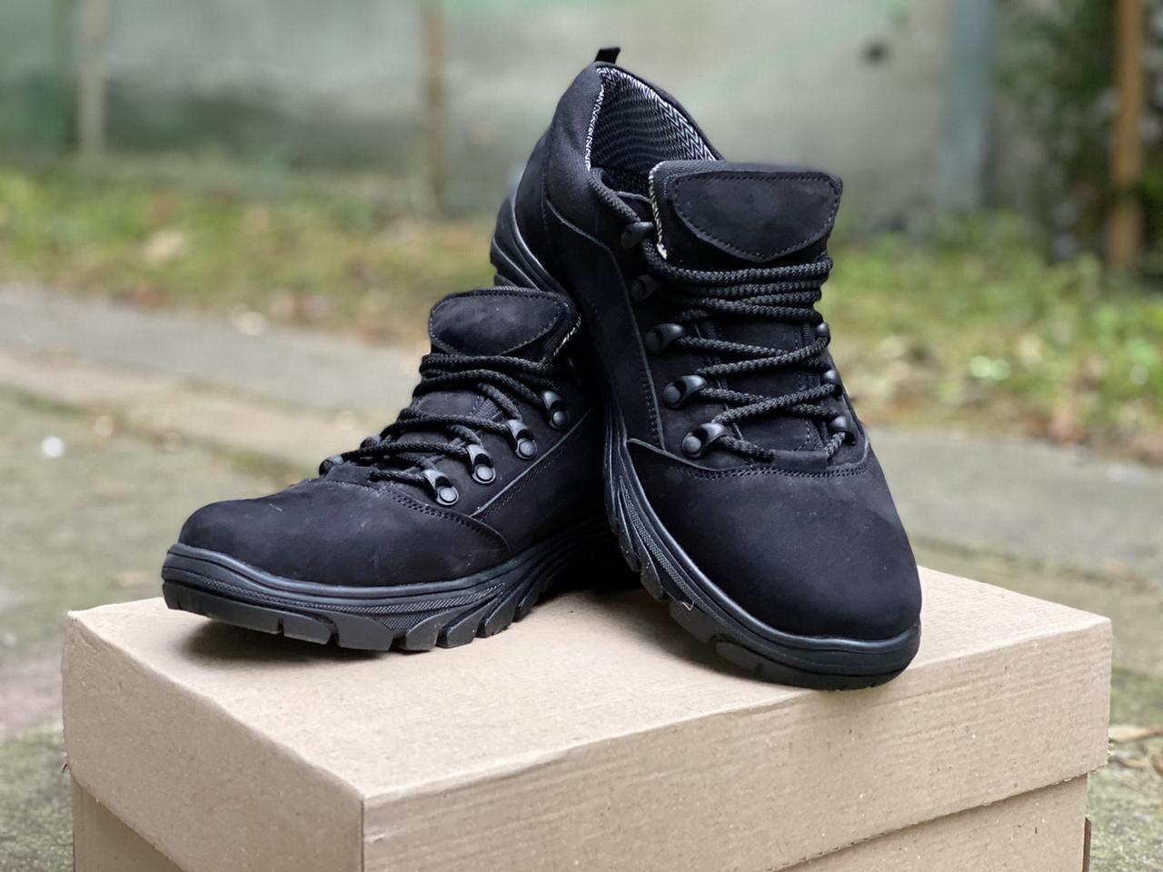 Кроссовки Wintermax Black
