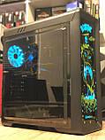 Игровой компьютер RockStar Intel Core I3-10100f 4яд. 8пот RAM 16GB SSD 240GB + HDD 1TB GTX 1060 6GB, фото 2