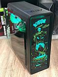 Игровой компьютер RockStar Intel Core I3-10100f 4яд. 8пот RAM 16GB SSD 240GB + HDD 1TB GTX 1060 6GB, фото 4