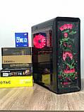 Игровой компьютер RockStar Intel Core I3-10100f 4яд. 8пот RAM 16GB SSD 240GB + HDD 1TB GTX 1060 6GB, фото 5