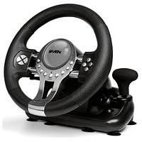 Ігровий руль SVEN GC-W800 + педалі + КПП, фото 1
