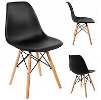 Кухонный стул MUF-ART 53×46×83 cм Black MUF-ART B